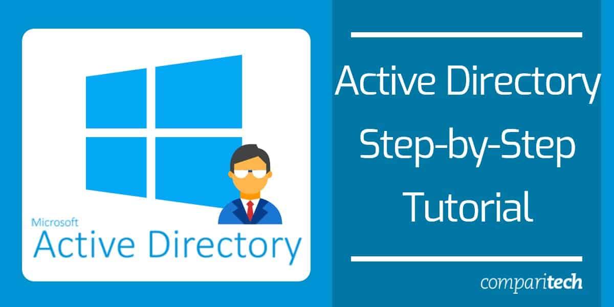 Active Directory Tutorial