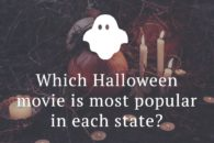 Which horror movie is most popular in each state?