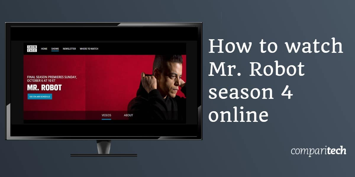 How to watch Mr. Robot season 4 online