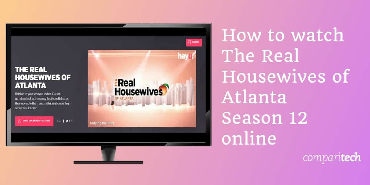 How to watch The Real Housewives of Atlanta online