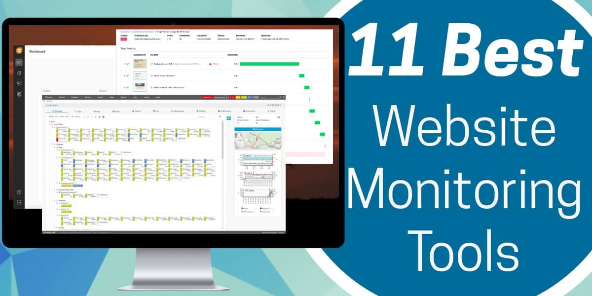 Best Website Monitoring Tools