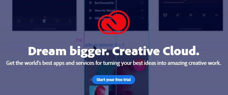 creative cloud ss