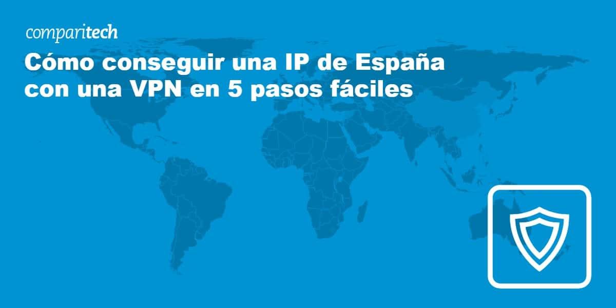 una IP de España