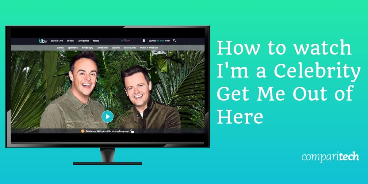 How to watch I'm a Celebrity Get Me Out of Here online