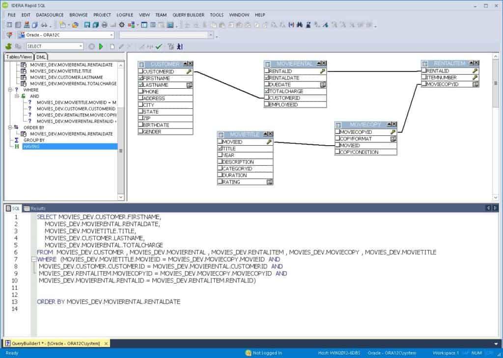 Idera Rapid SQL