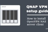QNAP VPN setup guide: How to install OpenVPN NAS server client