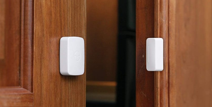 smart home security door break sensors