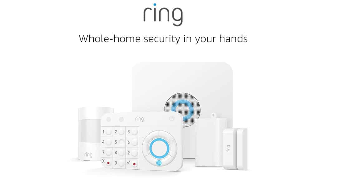 Ring - whole home security