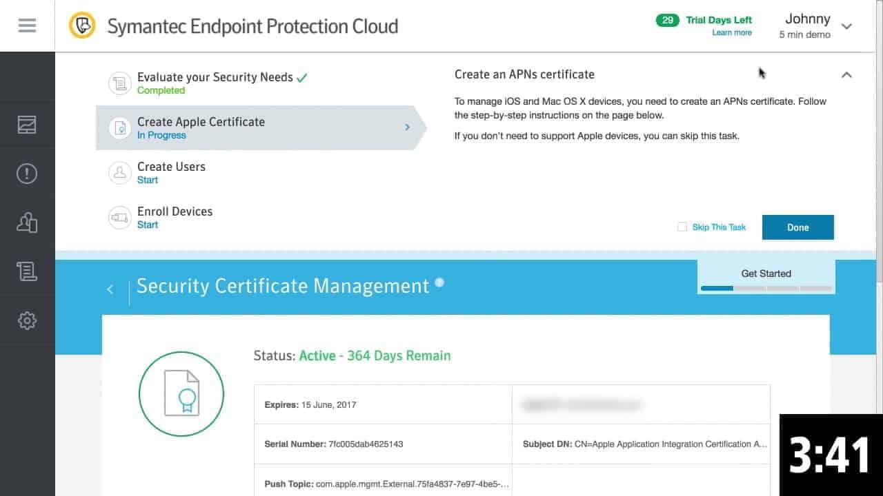 Symantec Secure Gateway