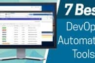 The 7 Best DevOps Automation tools