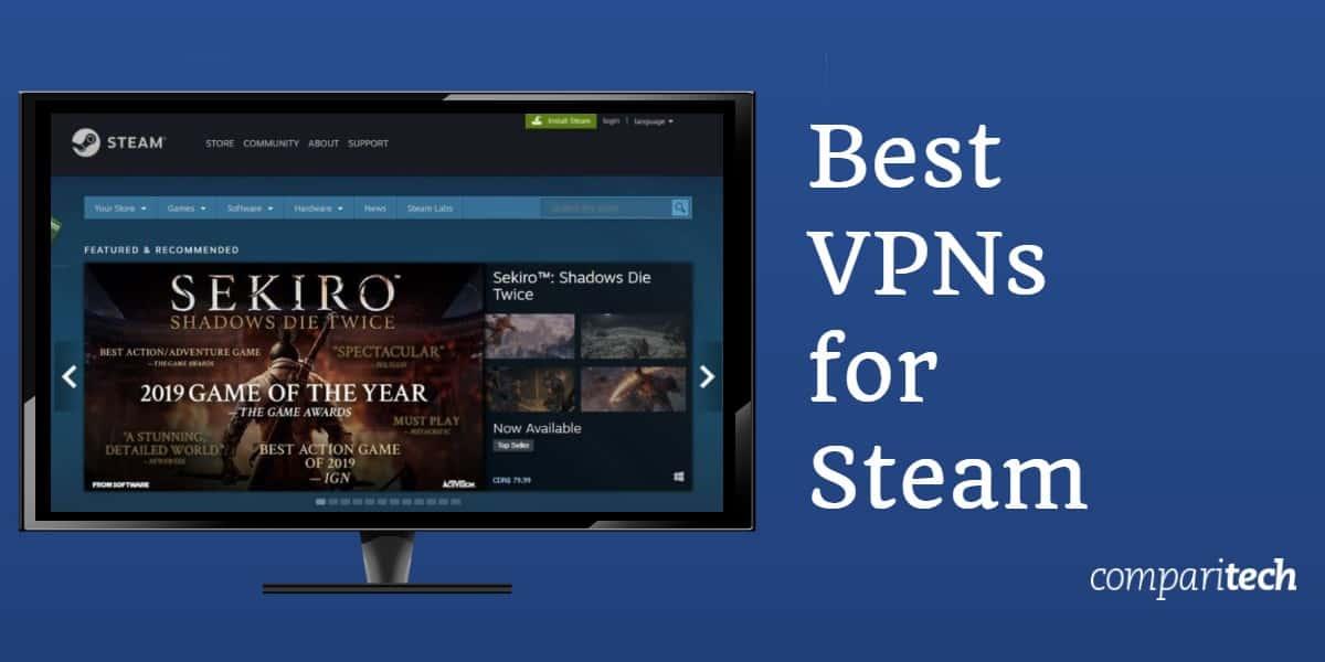 Best VPNs for Steam