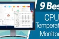9 Best CPU Temperature Monitors