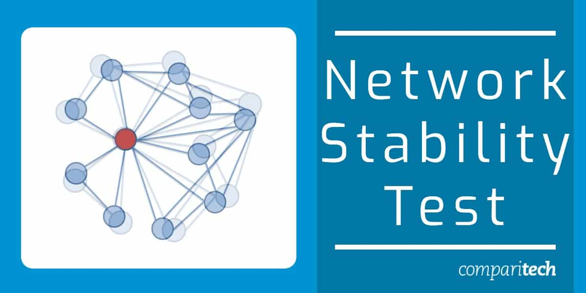 Network Stability Test - header graphic