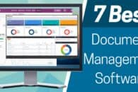 7 Best Document Management Software