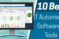 10 Best IT Automation Software & Tools