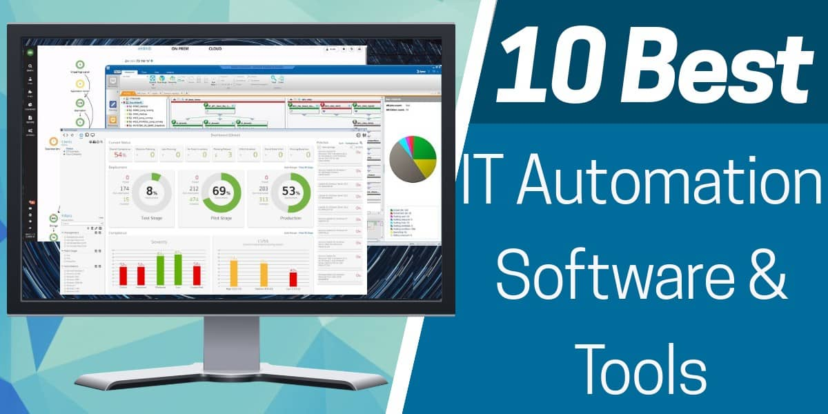 Best IT Automation Software & Tools