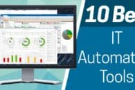 10 Best IT Automation Tools
