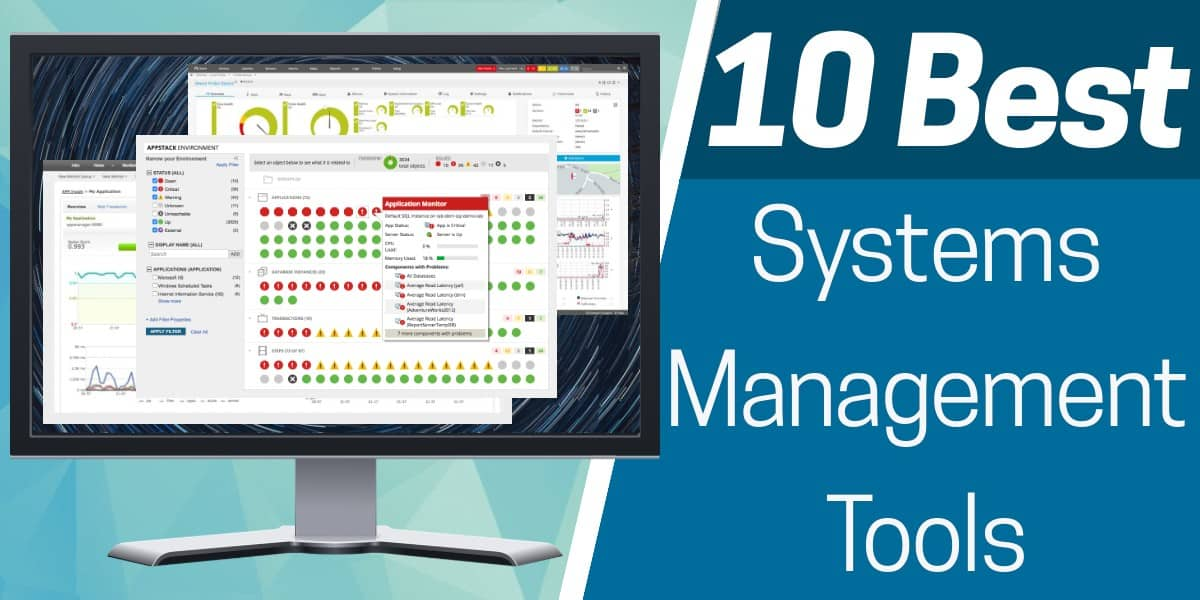 Best Systems Management Tools