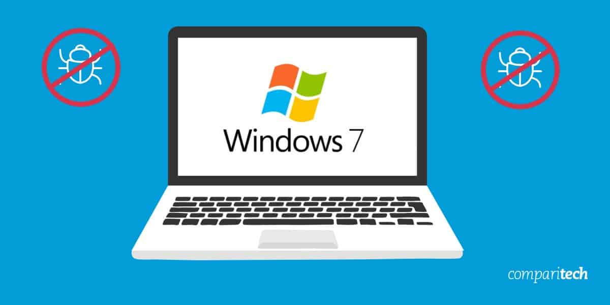 How to stay secure now Windows 7 no longer runs security updates (1)