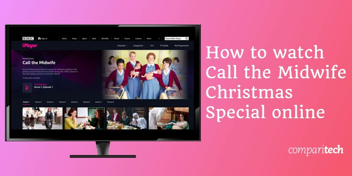 watch Call the Midwife Christmas Special online free