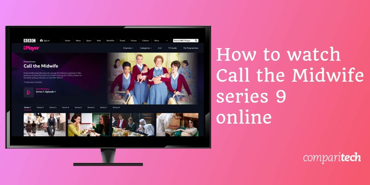 Call The Midwife Stream
