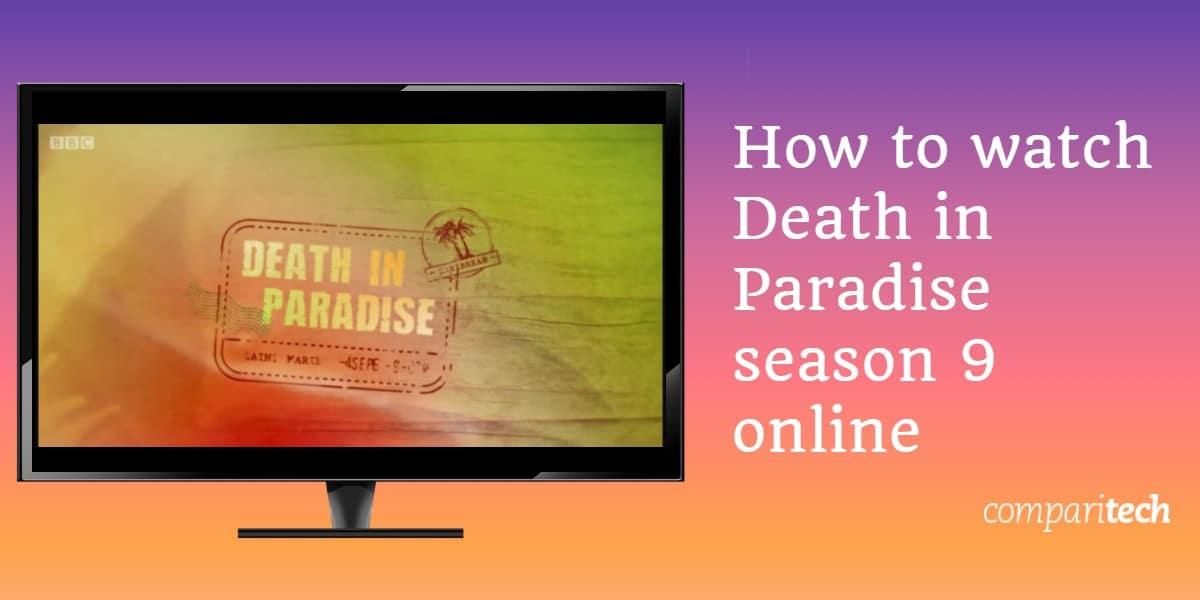 How to watch Death in Paradise season 9 online