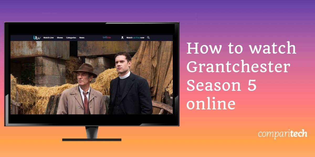 How to watch Grantchester Season 5 online