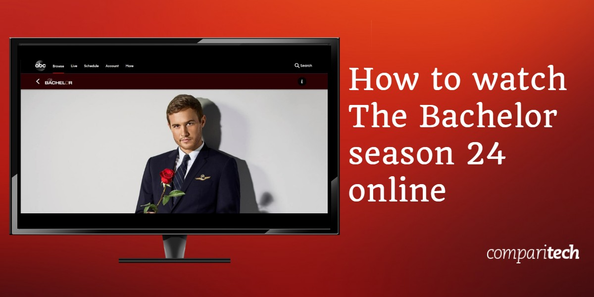 How to watch The Bachelor season 24 online