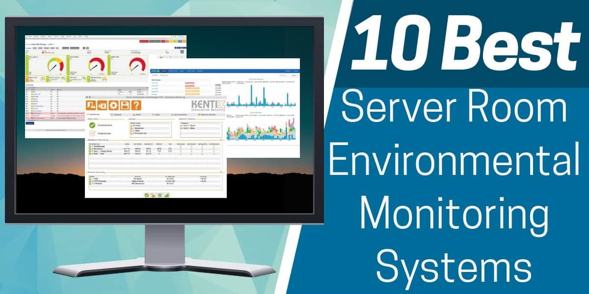 Server Room Environmental Monitoring Systems