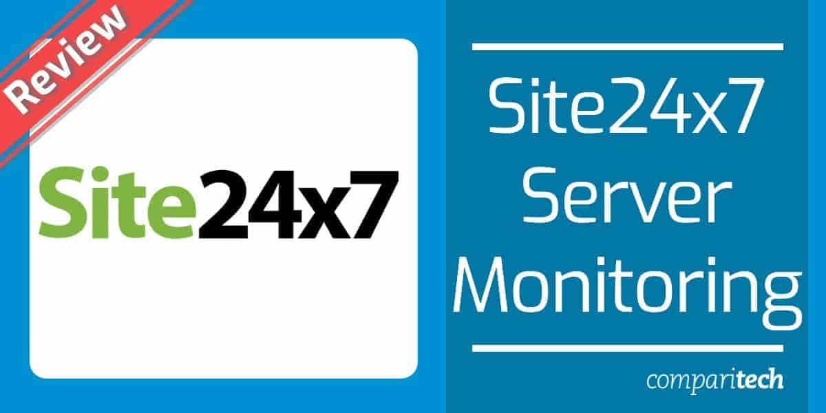 Site24x7 review header image