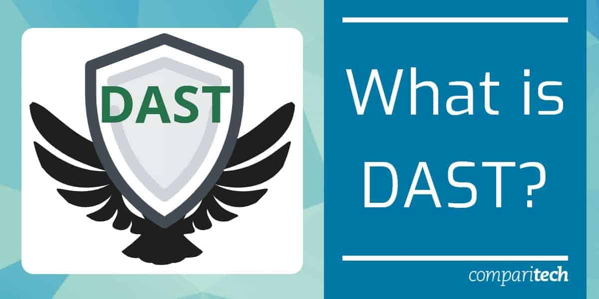 post graphic: what is DAST
