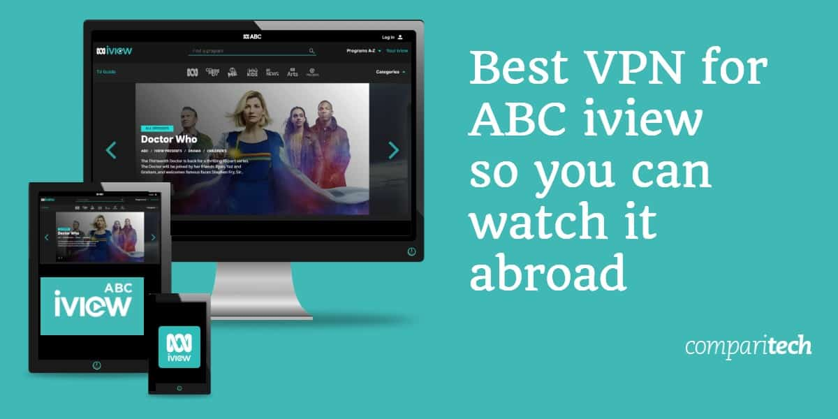 Best VPN for ABC iview so you can watch it abroad