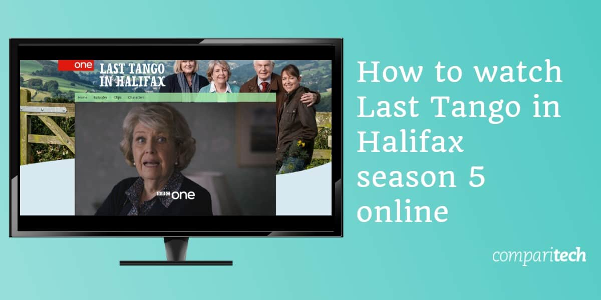 How to watch Last Tango in Halifax season 5 online