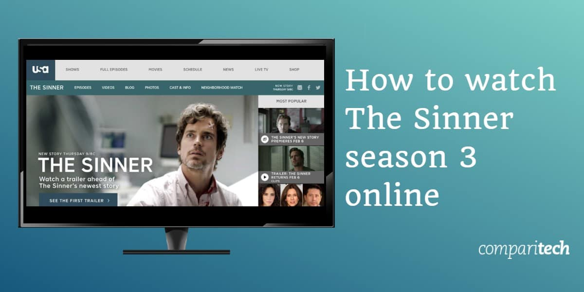 How to watch The Sinner season 3 online