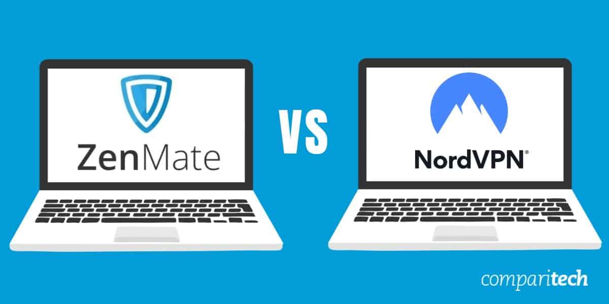 Zenmate vs NordVPN