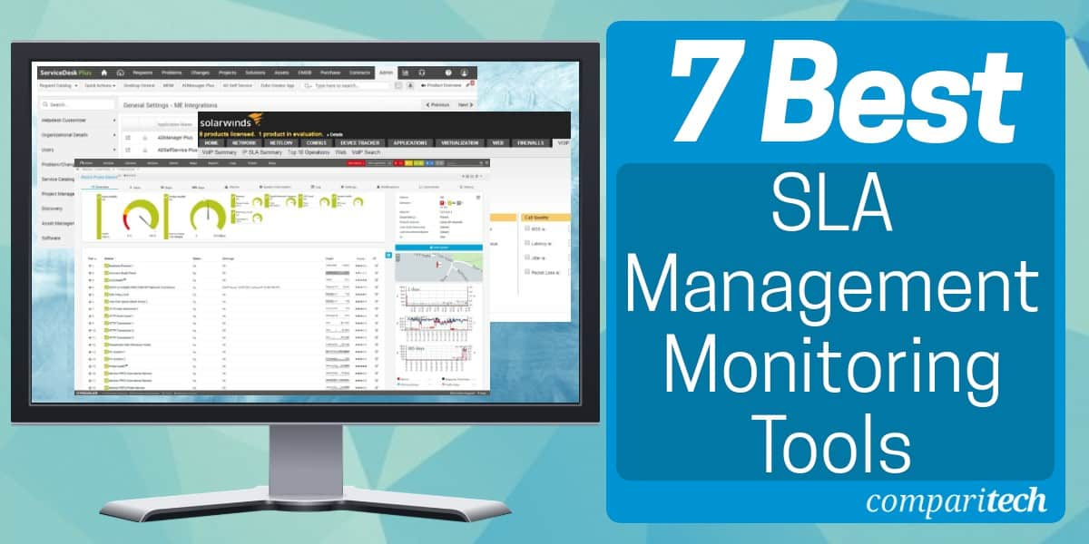Best SLA Management Monitoring Tools