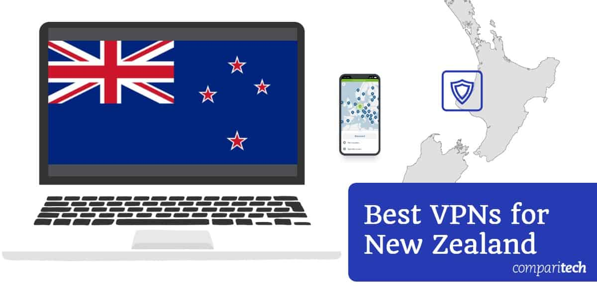 Best VPNs for New Zealand