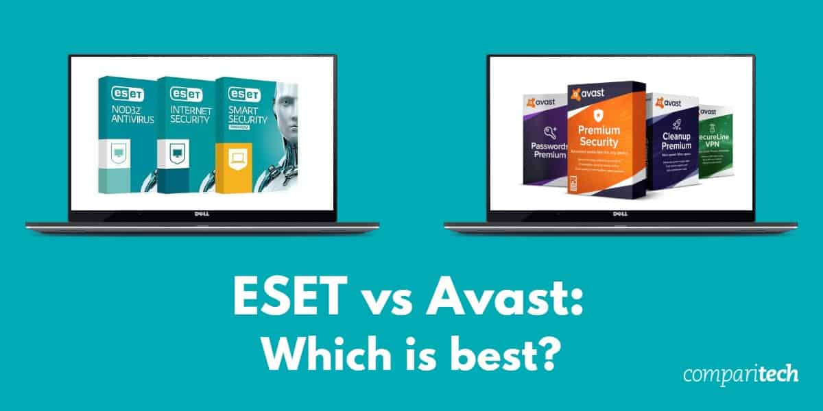 ESET vs Avast - Which is best (1)
