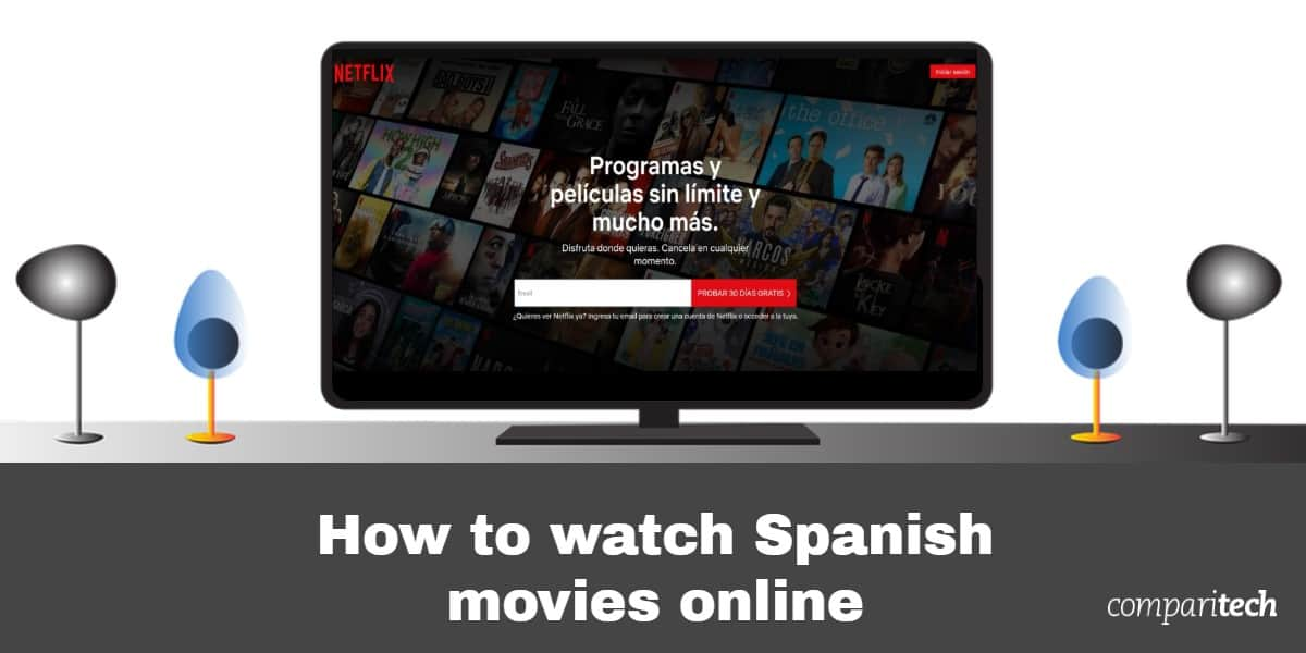 How to watch Spanish movies online