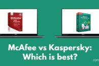 McAfee vs Kaspersky: Which is best?