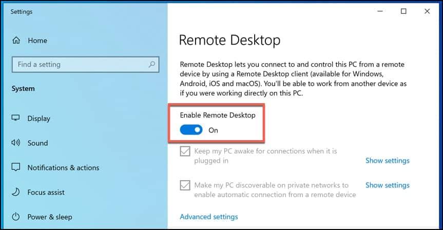 Windows-Enable-Remote-Desktop