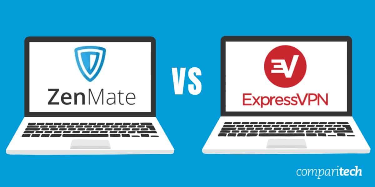 Zenmate vs ExpressVPN