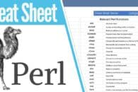 Perl network programming cheat sheet