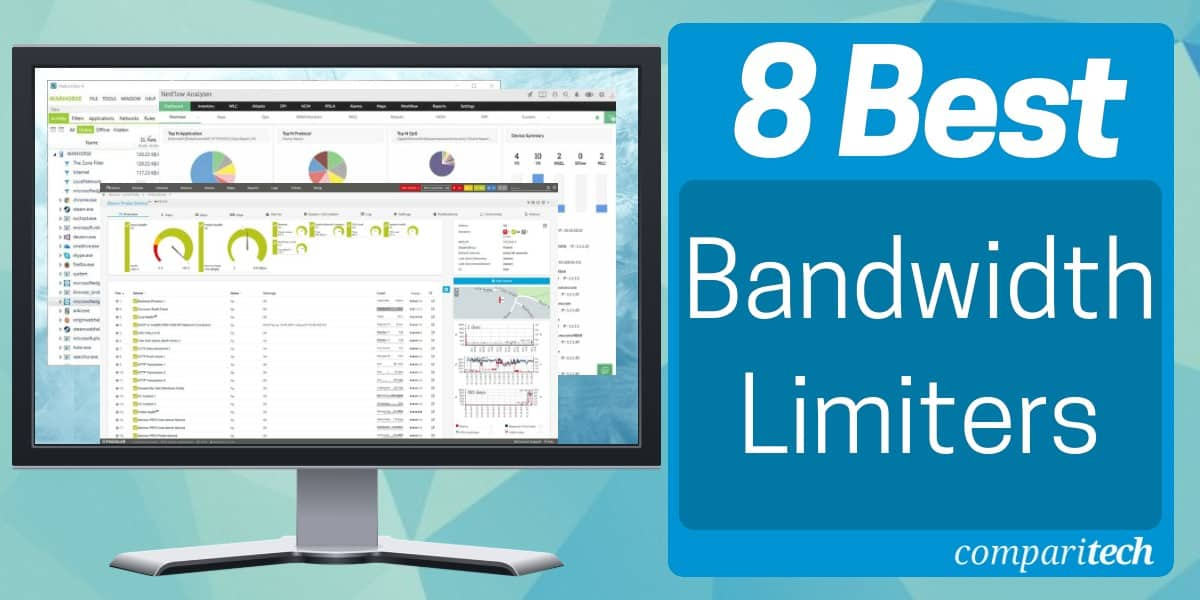 Best Bandwidth Limiter Tools