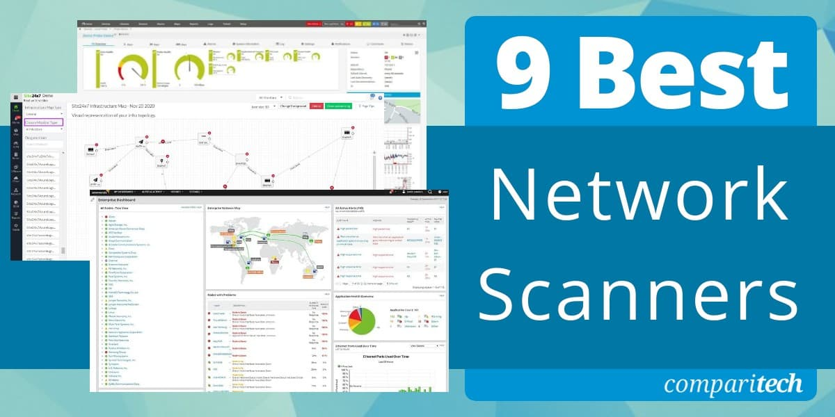 Best Network Scanners
