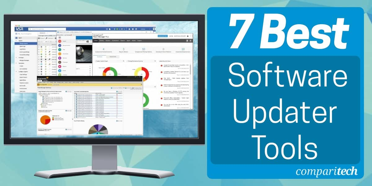 Best Software Updater Tools for Patch Management