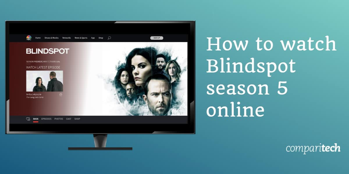 How to watch Blindspot season 5 online