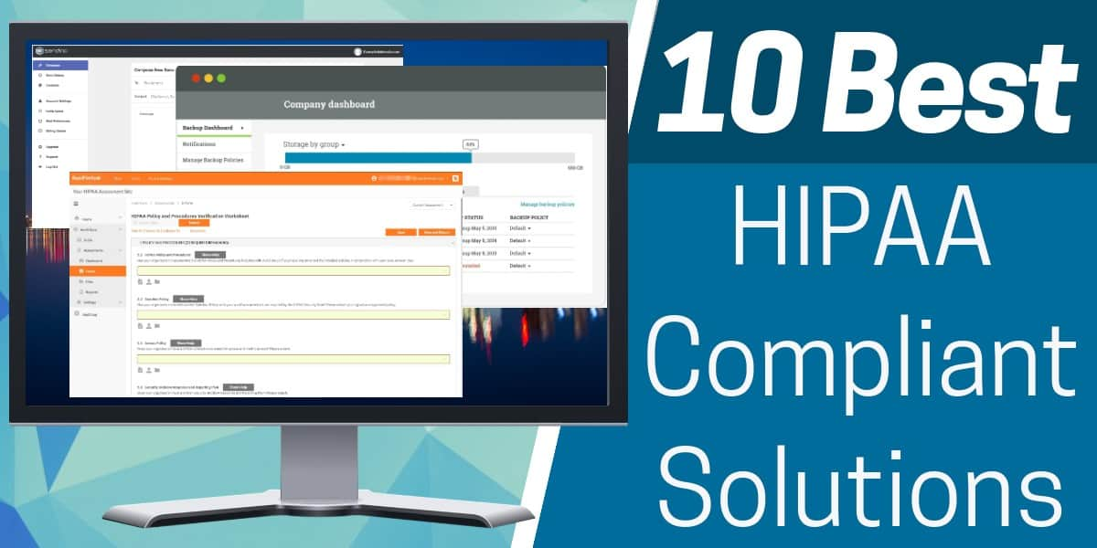 Best HIPAA Compliant Solutions