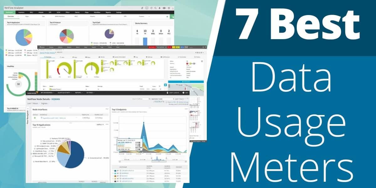 Best Data Usage Meters