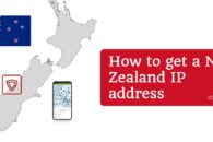 How to get a New Zealand IP address